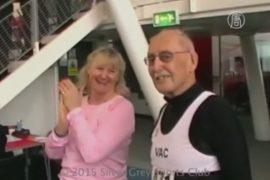 95-летний британец побил рекорд в забеге на 200 м