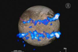 На спутнике Юпитера Ганимеде существует океан