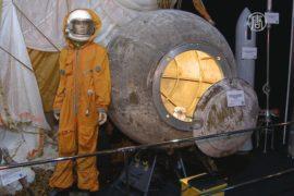 Выставка «Космос: машина времени» открылась в Киеве