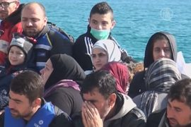 В Греции раскрыли сеть контрабанды людей