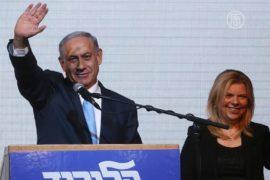 Премьер Израиля снова победил на выборах