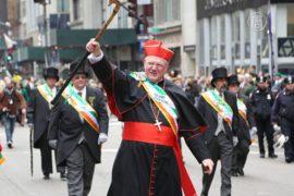 День Святого Патрика в разных городах мира