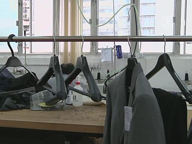 Швейные цеха Гонконга пытаются выжить