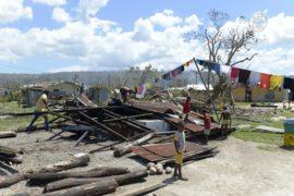Премьер-министр Вануату: «Люди выжили»