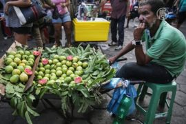 Чёрный рынок труда в Бразилии снова процветает