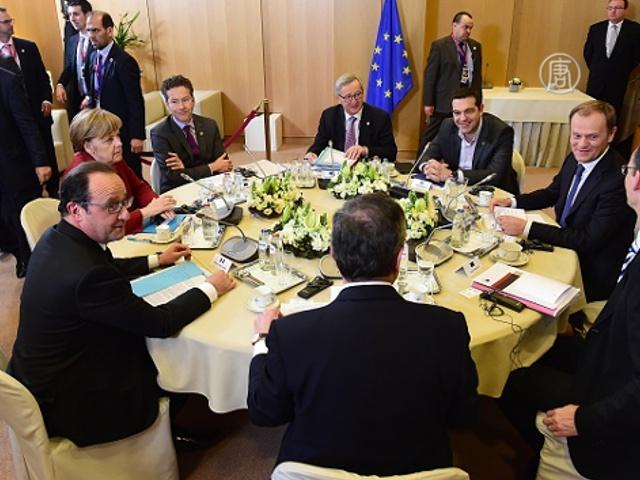 Меркель: диалог с Грецией был конструктивным