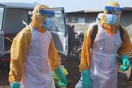 Год эпидемии: Эбола по-прежнему не отступает