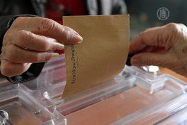Социалисты Франции терпят поражение на выборах