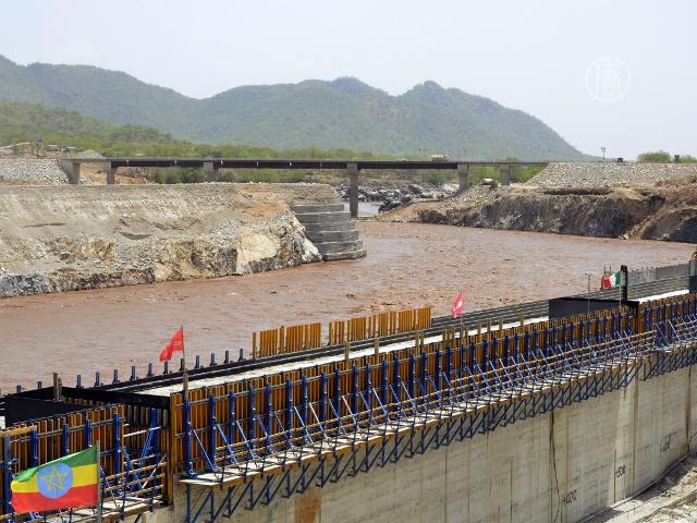 Эфиопия добилась разрешения строить ГЭС на Ниле