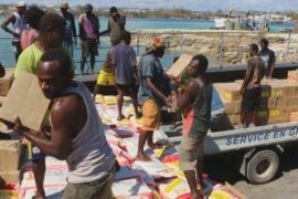 ООН помогает Вануату рисом и печеньем