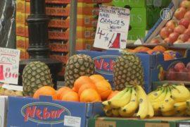 В Британии впервые наблюдается нулевая инфляция