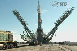 «Союз ТМА-16М» установили на стартовой площадке