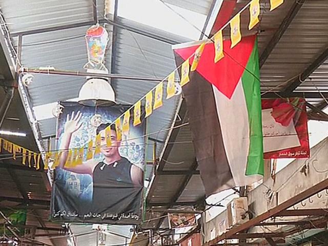 Палестинские беженцы Ливана организовали ярмарку