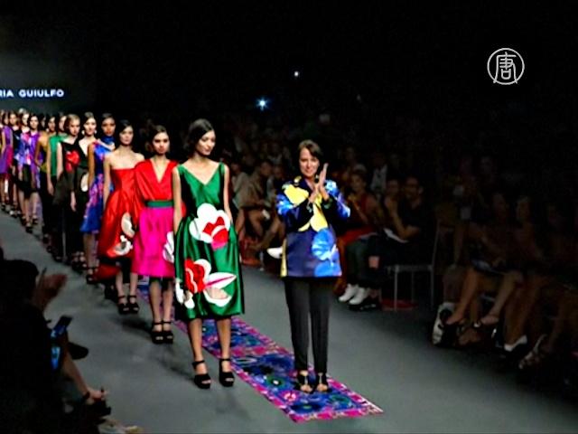 В Лиме показали моду по-перуански