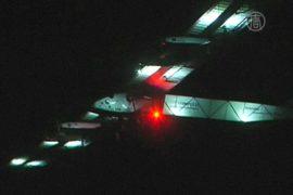 «Солнечный самолёт» направляется из Мьянмы в Китай