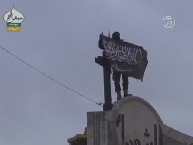 Радикальные исламисты захватили сирийский город Идлиб