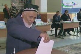 В Узбекистане в выборах участвовало 85% населения