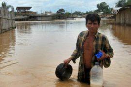 В Перу ввели режим ЧП из-за дождей