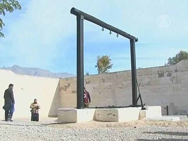 Число смертных казней в мире растёт