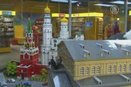 В Москве открыли гигантский магазин игрушек