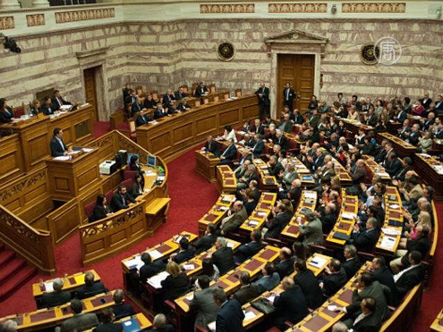 Греция отправила в Брюссель новый план реформ