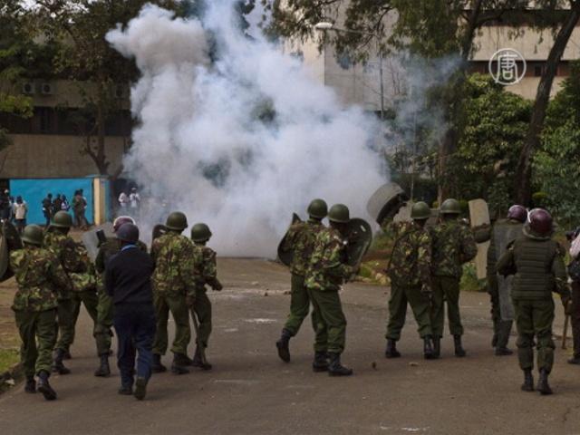 В Кении убиты террористы, захватившие студентов