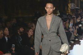 Франция ввела запрет на слишком худых манекенщиц