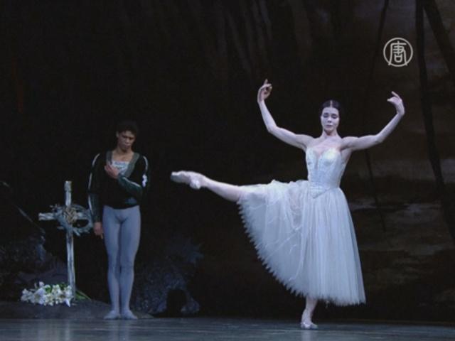 Российская балерина о работе в «Ковент-Гарден»