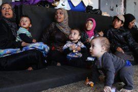 Италия предоставит помощь беженцам в «Ярмуке»