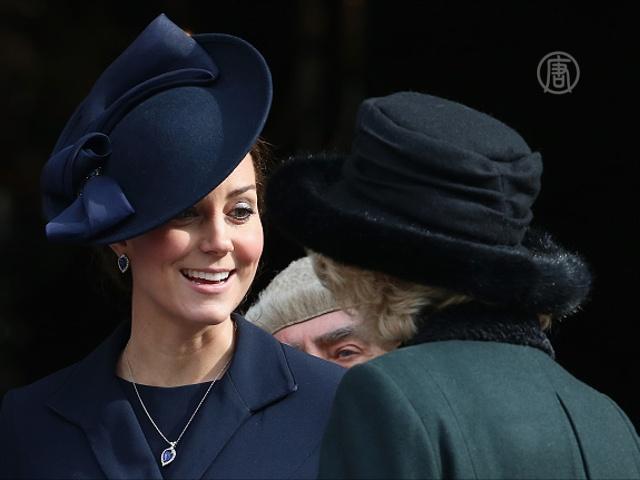Герцогиня Кейт по-прежнему пример для модниц