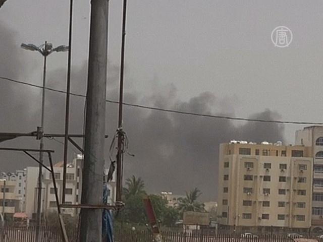 Йемен: по боевикам-хуситам нанесли удары с воздуха