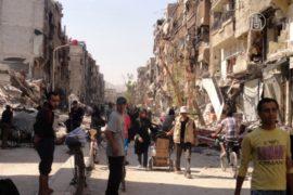 Бои за «Ярмук»: палестинцы и армия Асада объединятся