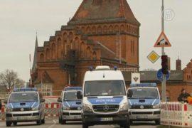 3500 полицейских охраняют встречу глав МИД G7