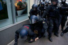 Встреча глав МИД G7 в Любеке: новые аресты антиглобалистов