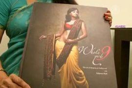Вышла уникальная книга: как надевать сари
