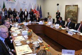 Встреча глав МИД в Любеке: итоги