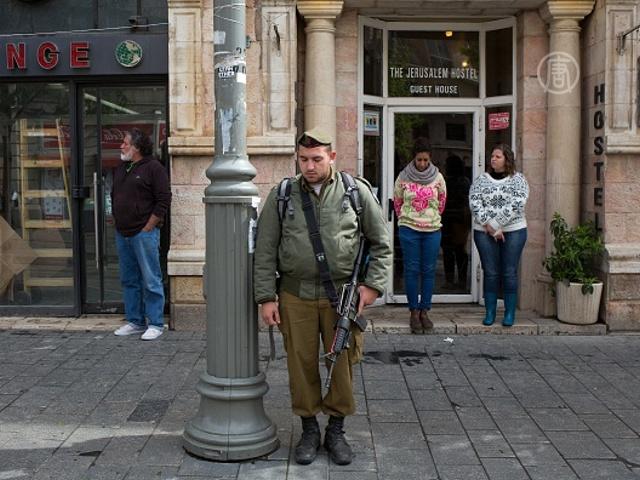 Израиль почтил минутой молчания жертв Холокоста