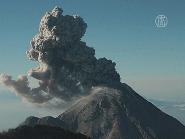 Мексиканский вулкан – второй Везувий?