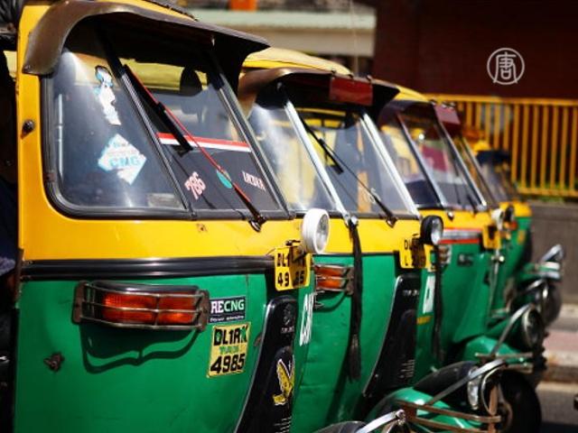 Uber запустил в Индии службу вызова моторикш