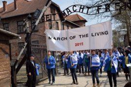 В Освенциме состоялся «Марш живых»