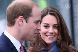 Ажиотаж вокруг родов Кейт нарастает