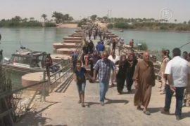 90 тысяч иракцев бежали из-за наступления ИГИЛ
