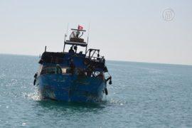 В море затонуло более 700 мигрантов