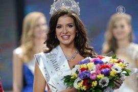 «Мисс-Россия» — студентка из Екатеринбурга
