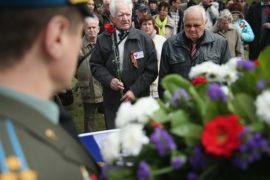 В Германии почтили память узников Заксенхаузена