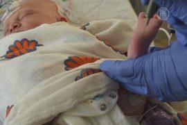 Учёные исследуют, как новорождённые чувствуют боль