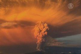 В Чили введен режим ЧП из-за вулкана Кальбуко