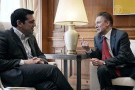 Греция ведет переговоры по «Турецкому потоку»