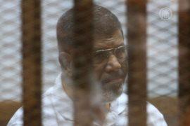 Экс-президента Мурси приговорили к 20 годам тюрьмы