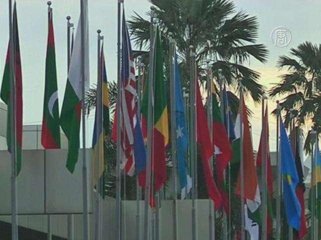 Главы 20 стран Азии и Африки съехались на саммит